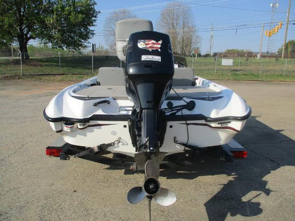 2008 Triton boat for sale, model of the boat is 17 Explorer & Image # 9 of 12
