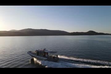 SAFE Boats 42 video