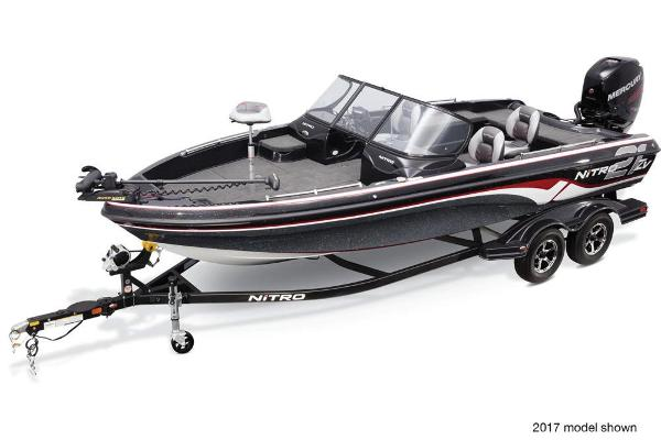 2018 Nitro boat for sale, model of the boat is ZV21 & Image # 14 of 18