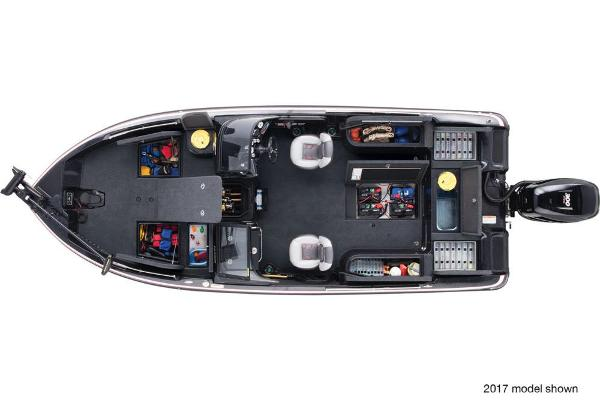 2018 Nitro boat for sale, model of the boat is ZV21 & Image # 16 of 18