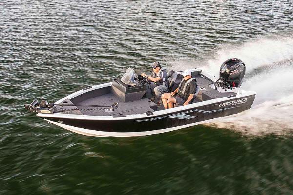 2021 Crestliner 1850 Fish Hawk SC
