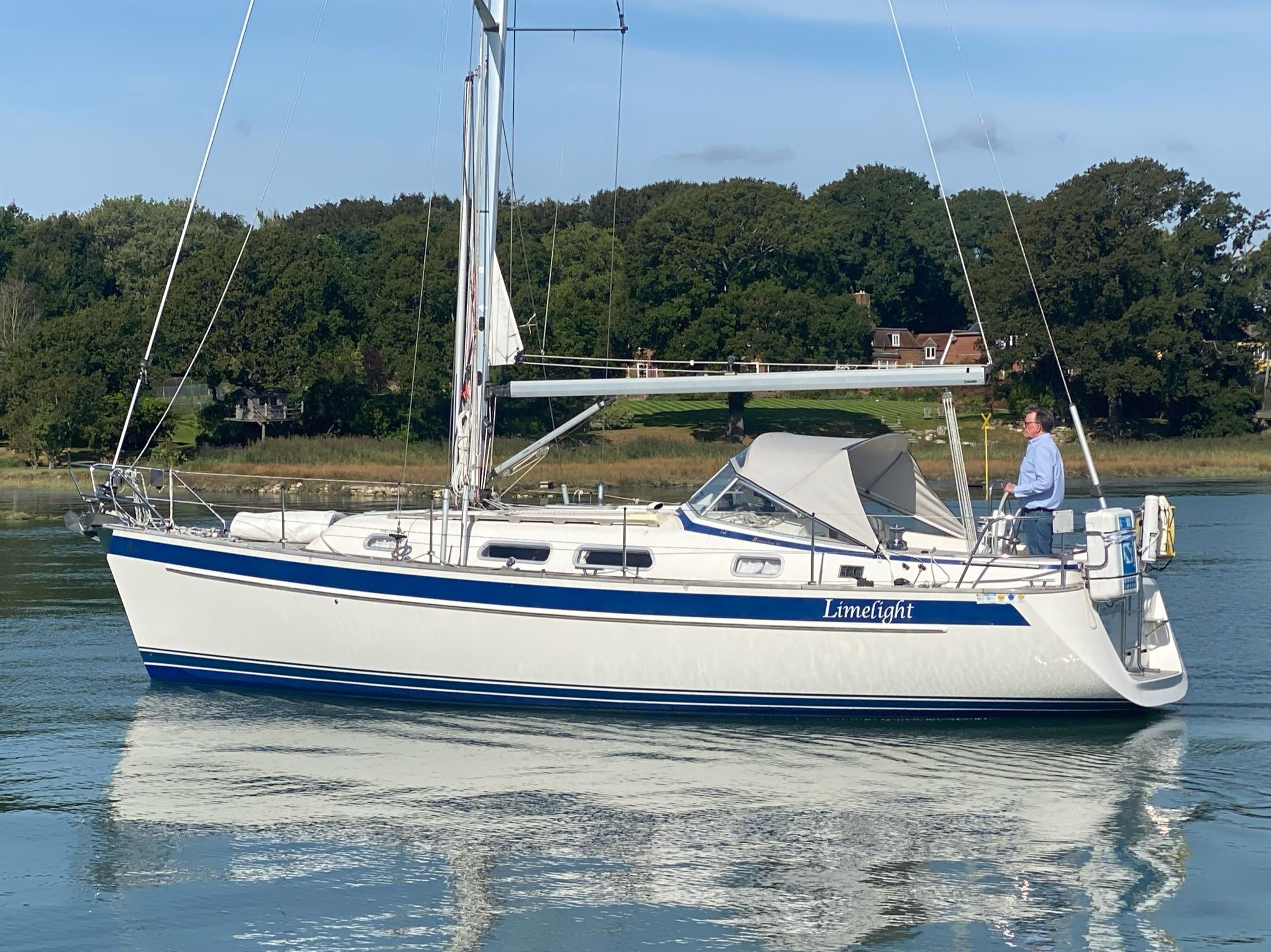 Hallberg-Rassy 342 for sale