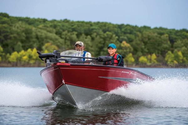2022 Tracker Boats boat for sale, model of the boat is Super Guide V-16 SC & Image # 2 of 48