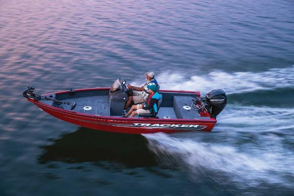 2022 Tracker Boats boat for sale, model of the boat is Super Guide V-16 SC & Image # 5 of 48