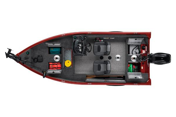 2022 Tracker Boats boat for sale, model of the boat is Super Guide V-16 SC & Image # 13 of 48