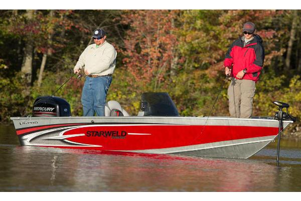 2017 Starweld boat for sale, model of the boat is 1600 Pro SC & Image # 9 of 13