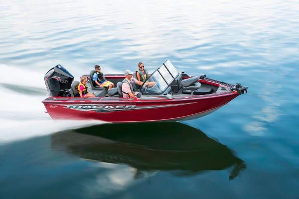 2021 Tracker Boats boat for sale, model of the boat is Targa V-18 Combo & Image # 4 of 71