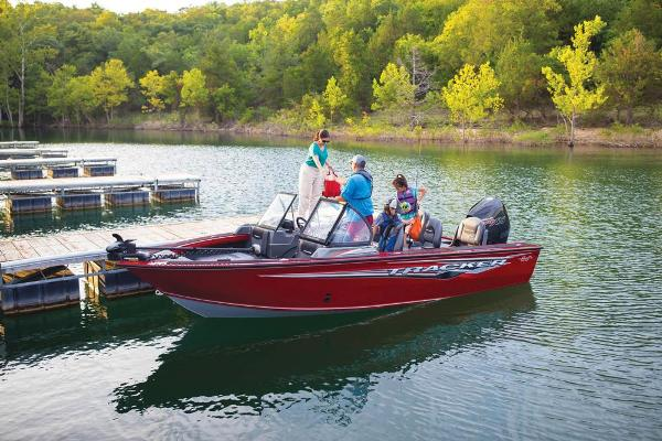 2021 Tracker Boats boat for sale, model of the boat is Targa V-18 Combo & Image # 11 of 71