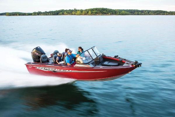 2021 Tracker Boats boat for sale, model of the boat is Targa V-18 Combo & Image # 12 of 71