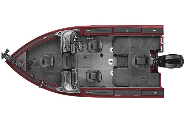 2021 Tracker Boats boat for sale, model of the boat is Targa V-18 Combo & Image # 17 of 72