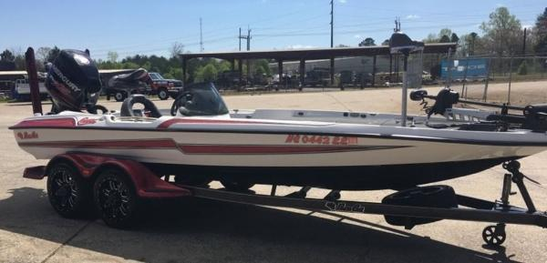 2015 Bass Cat Boats boat for sale, model of the boat is Cougar FTD & Image # 10 of 10