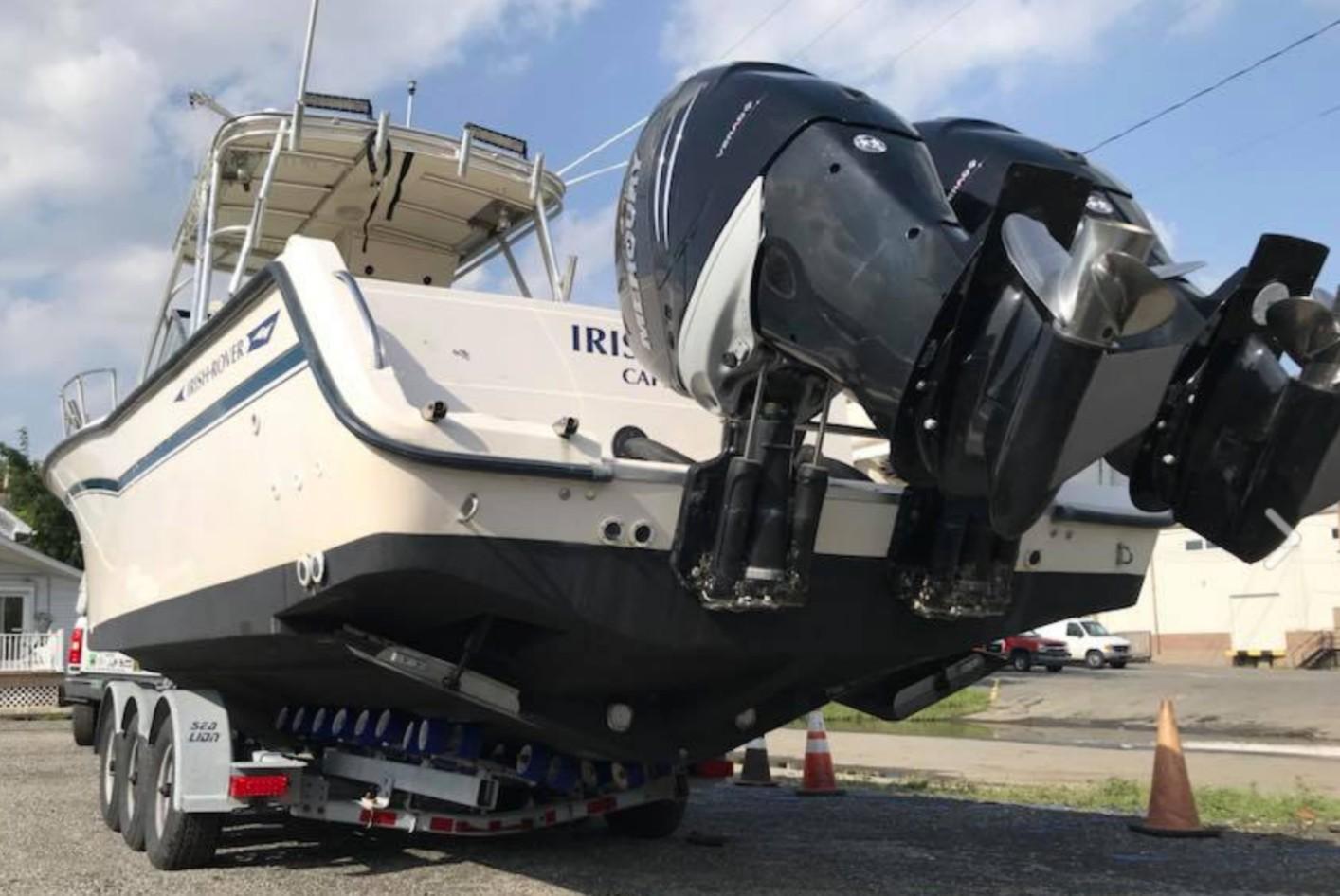 NJ 5502 JB Knot 10 Yacht Sales