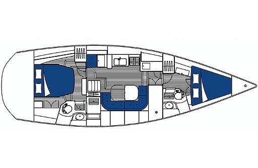 Manufacturer Provided Image: Layout Plan