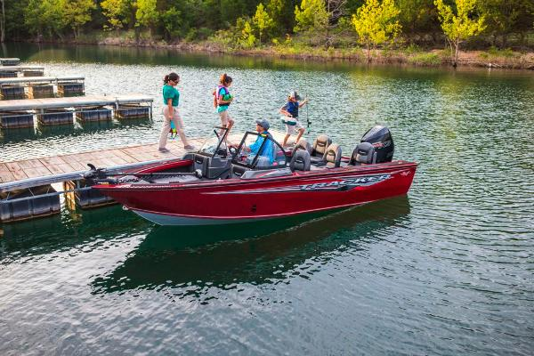2021 Tracker Boats boat for sale, model of the boat is Targa V-19 Combo & Image # 6 of 84