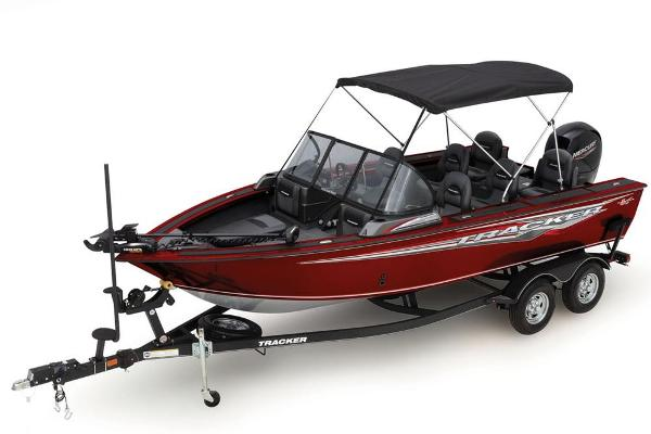 2021 Tracker Boats boat for sale, model of the boat is Targa V-19 Combo & Image # 10 of 84
