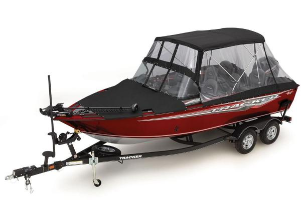 2021 Tracker Boats boat for sale, model of the boat is Targa V-19 Combo & Image # 11 of 84