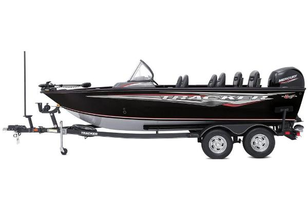 2021 Tracker Boats boat for sale, model of the boat is Targa V-19 Combo & Image # 12 of 84