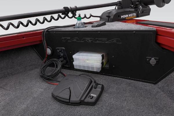 2021 Tracker Boats boat for sale, model of the boat is Targa V-19 Combo & Image # 27 of 84