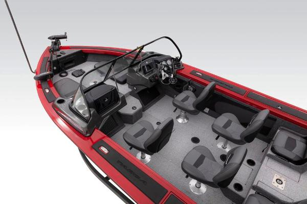 2021 Tracker Boats boat for sale, model of the boat is Targa V-19 Combo & Image # 74 of 84