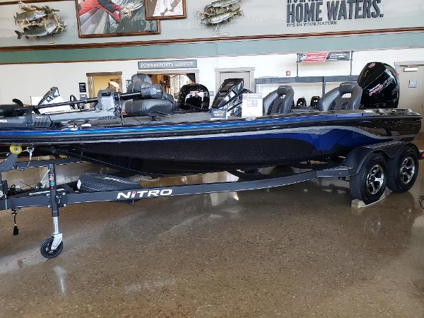 2021 Nitro boat for sale, model of the boat is Z19 & Image # 1 of 69