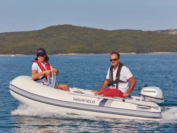 2021 Highfield boat for sale, model of the boat is CL260 & Image # 1 of 1