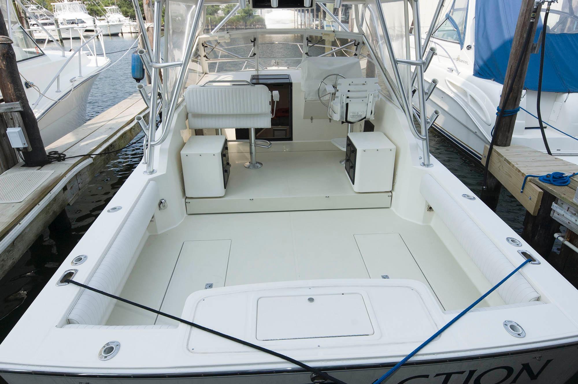 NJ 6479 SF Knot 10 Yacht Sales