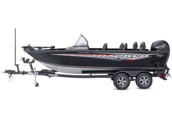 2021 Tracker Boats boat for sale, model of the boat is Targa V-19 Combo Tournament Edition & Image # 3 of 69