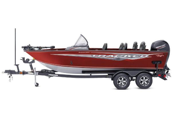2021 Tracker Boats boat for sale, model of the boat is Targa V-19 Combo Tournament Edition & Image # 4 of 69