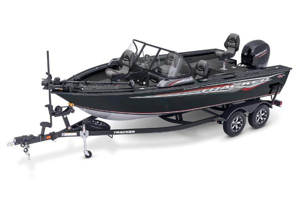 2021 Tracker Boats boat for sale, model of the boat is Targa V-19 Combo Tournament Edition & Image # 2 of 69