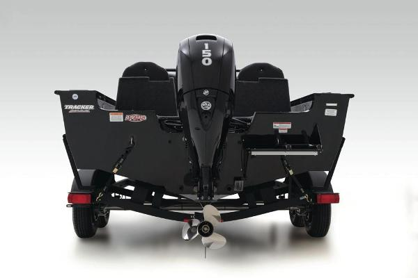 2021 Tracker Boats boat for sale, model of the boat is Targa V-19 Combo Tournament Edition & Image # 15 of 69