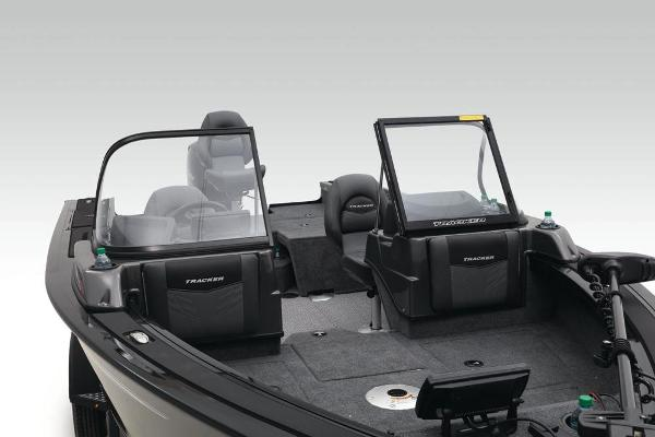 2021 Tracker Boats boat for sale, model of the boat is Targa V-19 Combo Tournament Edition & Image # 27 of 69