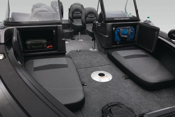 2021 Tracker Boats boat for sale, model of the boat is Targa V-19 Combo Tournament Edition & Image # 28 of 69