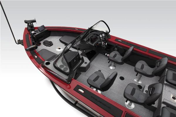 2021 Tracker Boats boat for sale, model of the boat is Targa V-19 Combo Tournament Edition & Image # 60 of 69