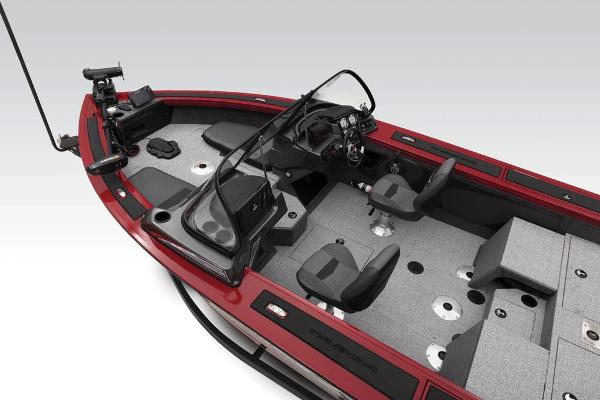 2021 Tracker Boats boat for sale, model of the boat is Targa V-19 Combo Tournament Edition & Image # 61 of 69