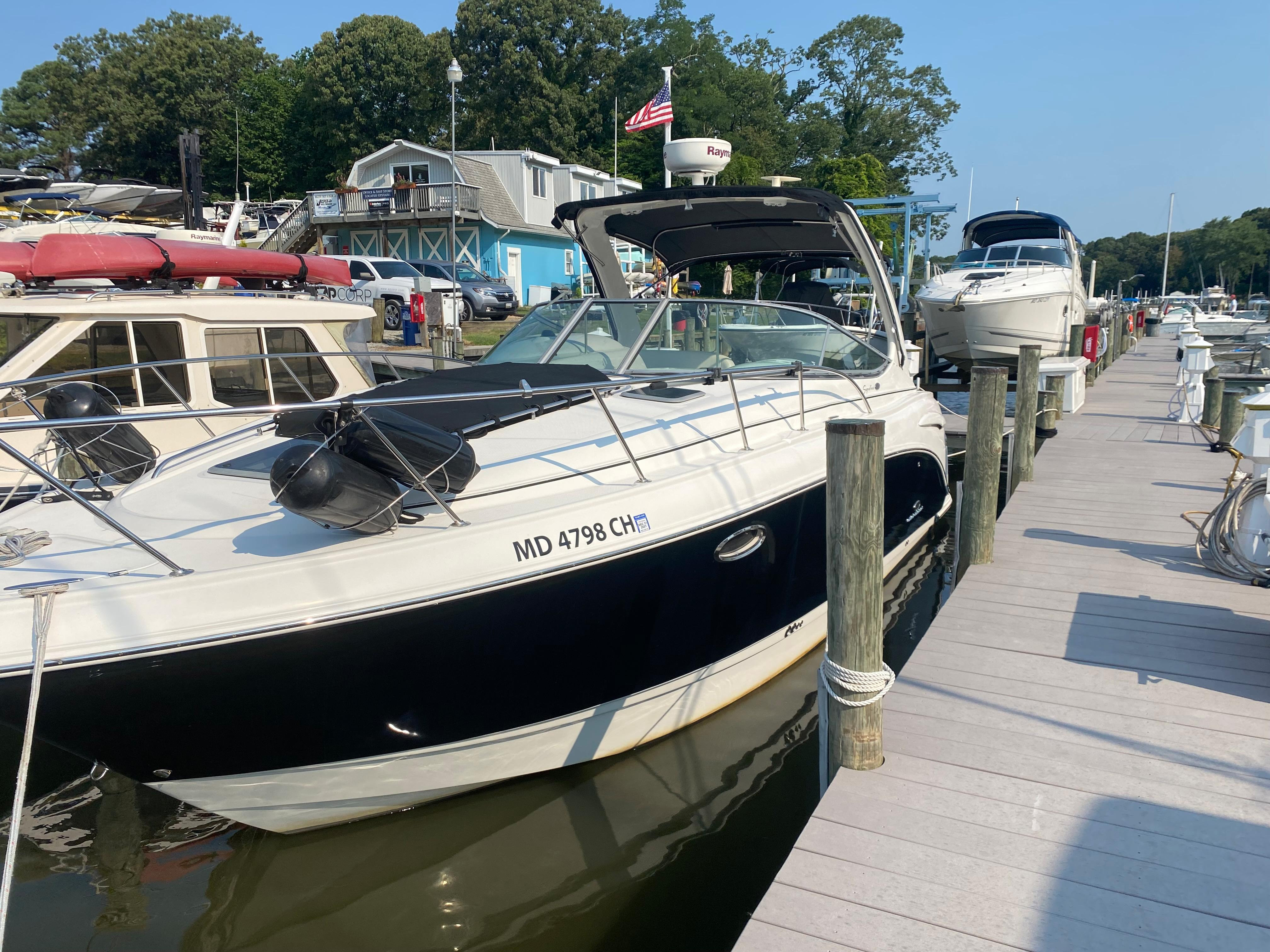 M 6365 MD Knot 10 Yacht Sales