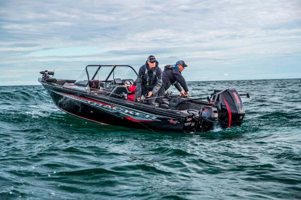 2021 Tracker Boats boat for sale, model of the boat is Targa V-19 WT & Image # 4 of 80