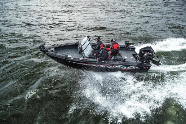 2021 Tracker Boats boat for sale, model of the boat is Targa V-19 WT & Image # 10 of 80