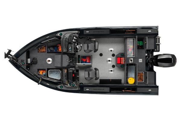 2021 Tracker Boats boat for sale, model of the boat is Targa V-19 WT & Image # 17 of 80