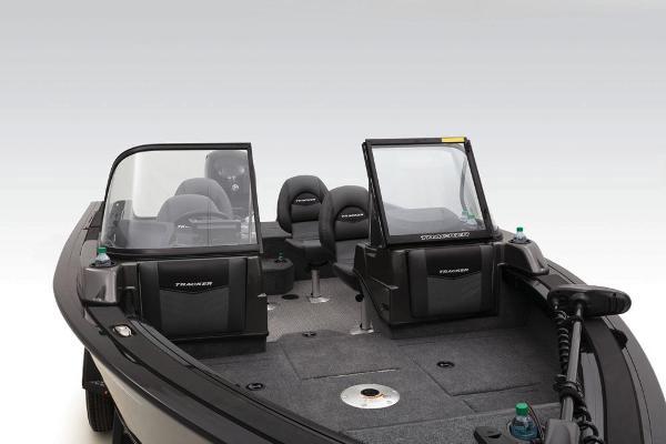 2021 Tracker Boats boat for sale, model of the boat is Targa V-19 WT & Image # 40 of 80