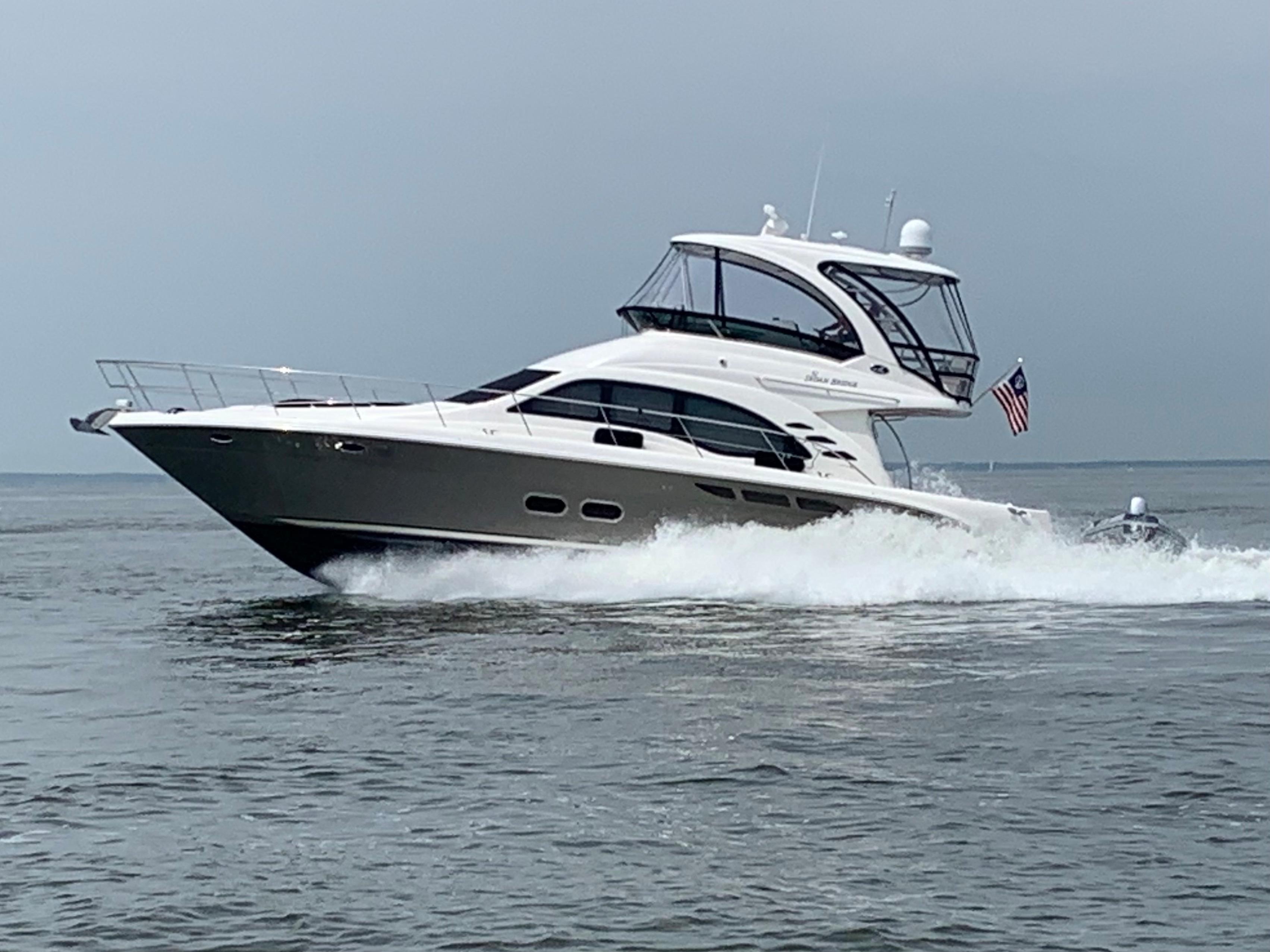 M 6423 EF Knot 10 Yacht Sales