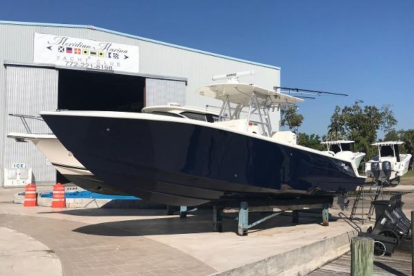 2018 SeaVee 340Z