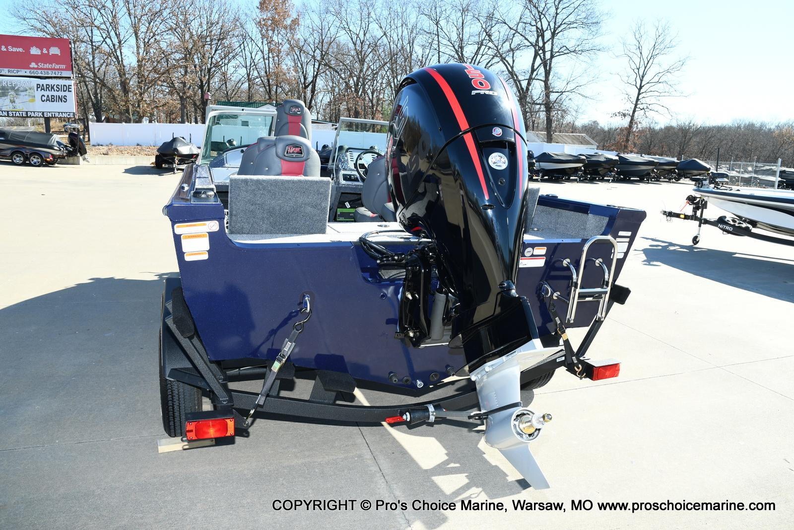 2021 Ranger Boats boat for sale, model of the boat is VS1882 w/150HP Mercury Pro-XS 4 Stroke & Image # 16 of 50