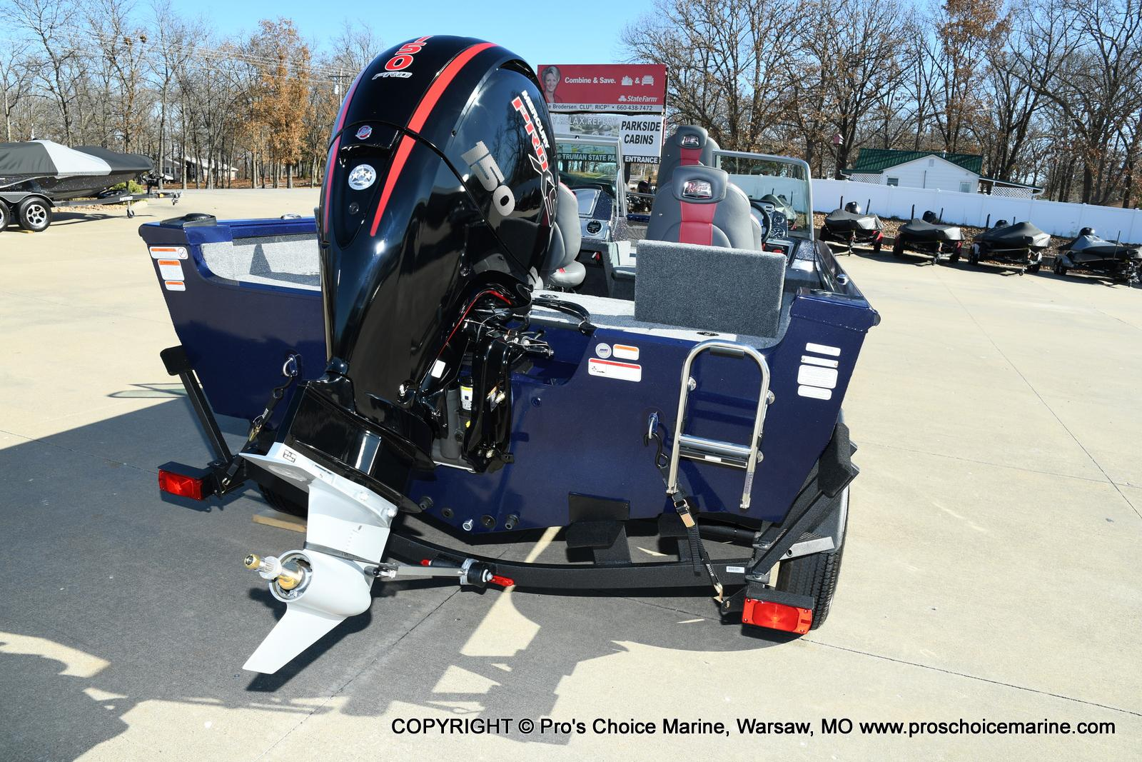 2021 Ranger Boats boat for sale, model of the boat is VS1882 w/150HP Mercury Pro-XS 4 Stroke & Image # 3 of 50