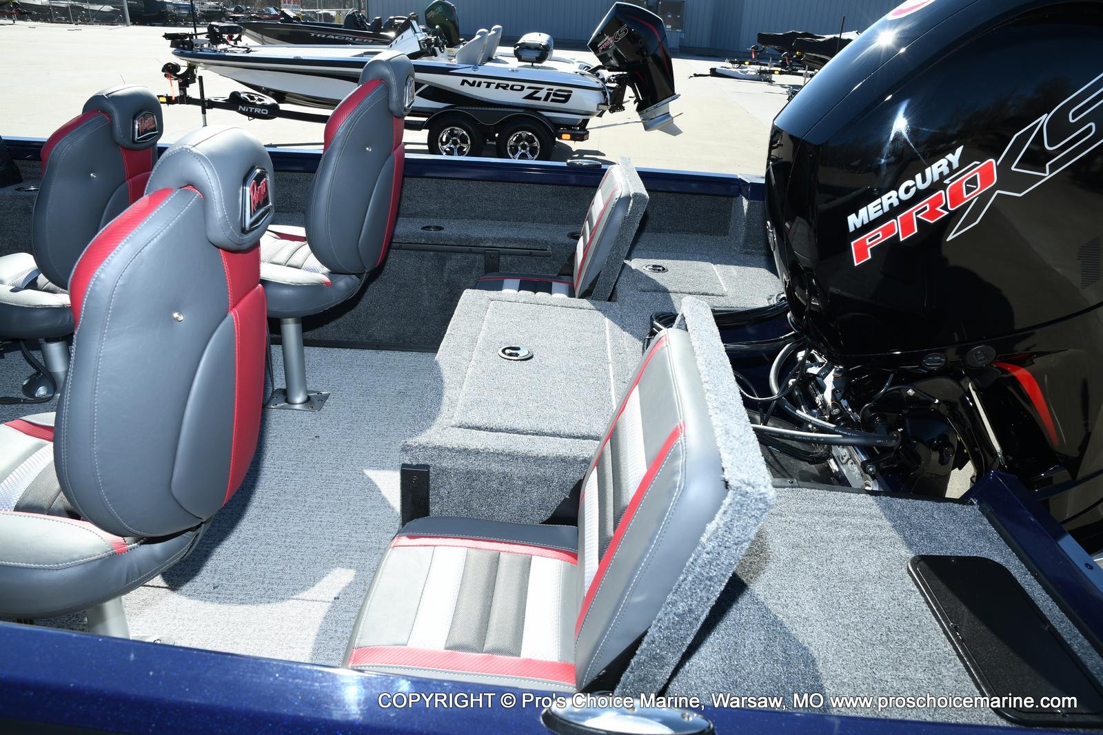 2021 Ranger Boats boat for sale, model of the boat is VS1882 w/150HP Mercury Pro-XS 4 Stroke & Image # 6 of 50
