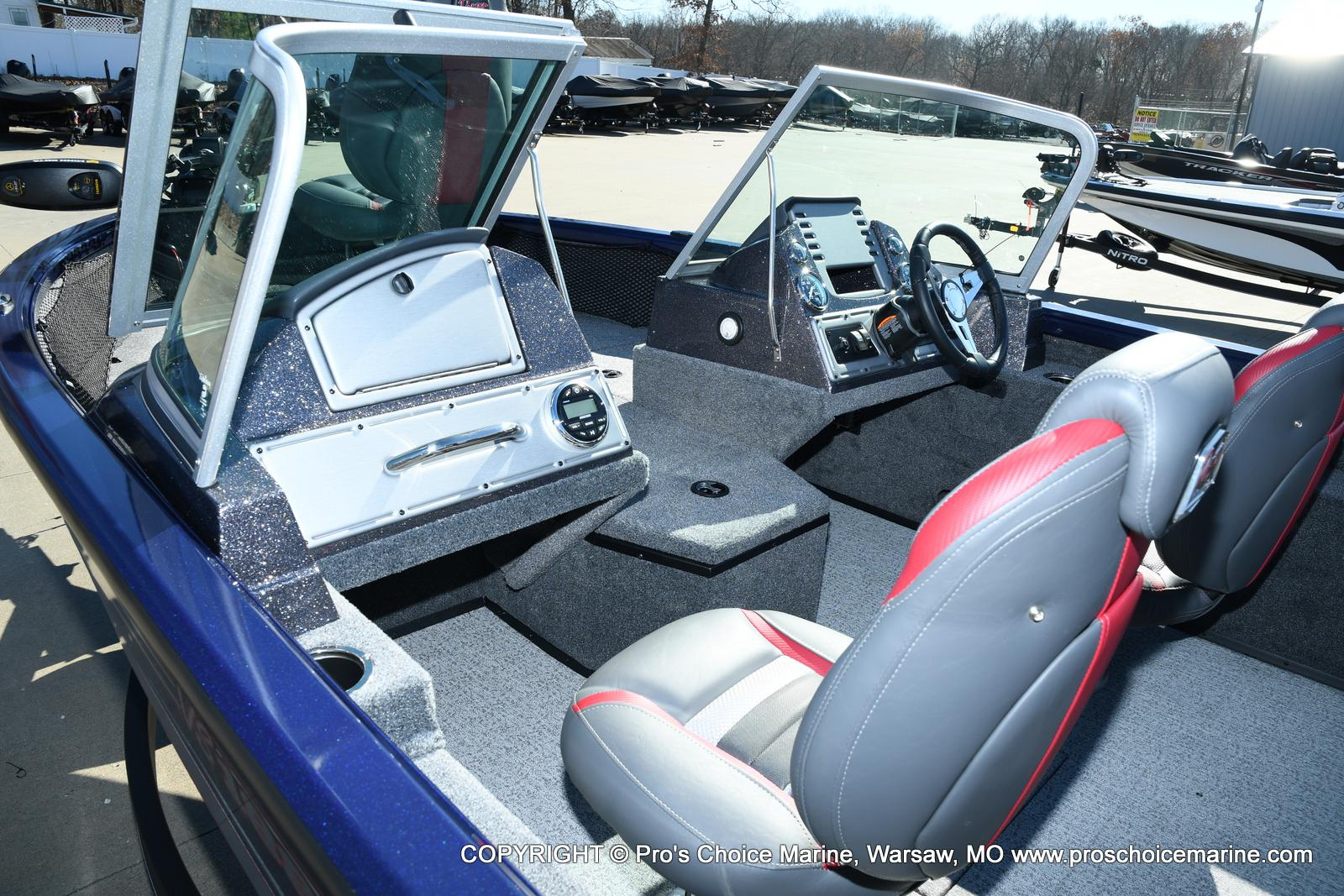 2021 Ranger Boats boat for sale, model of the boat is VS1882 w/150HP Mercury Pro-XS 4 Stroke & Image # 7 of 50