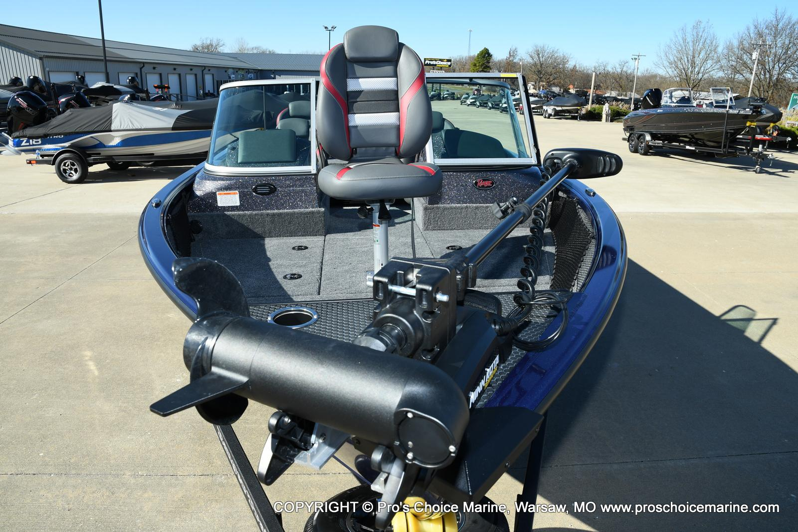 2021 Ranger Boats boat for sale, model of the boat is VS1882 w/150HP Mercury Pro-XS 4 Stroke & Image # 29 of 50