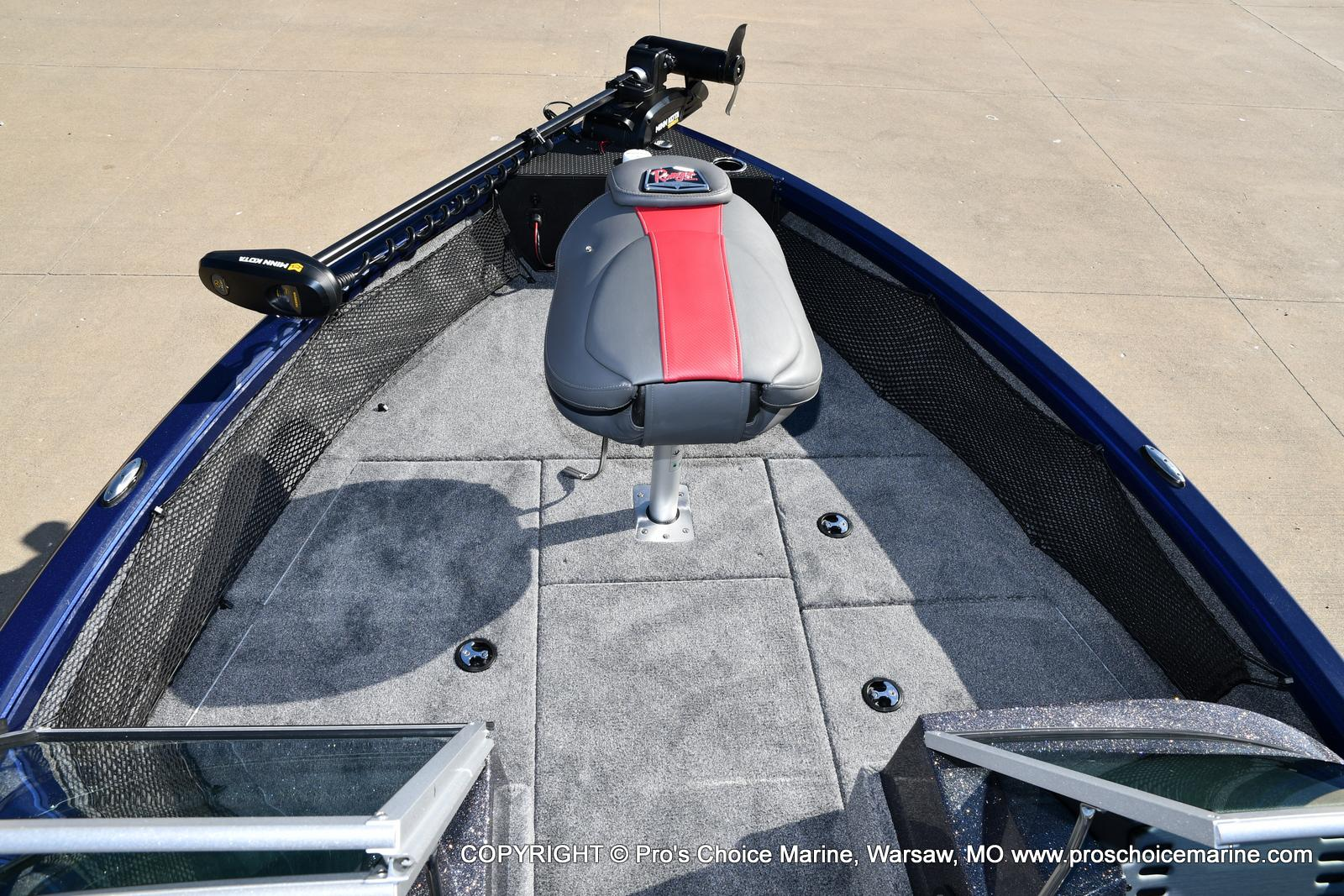 2021 Ranger Boats boat for sale, model of the boat is VS1882 w/150HP Mercury Pro-XS 4 Stroke & Image # 32 of 50