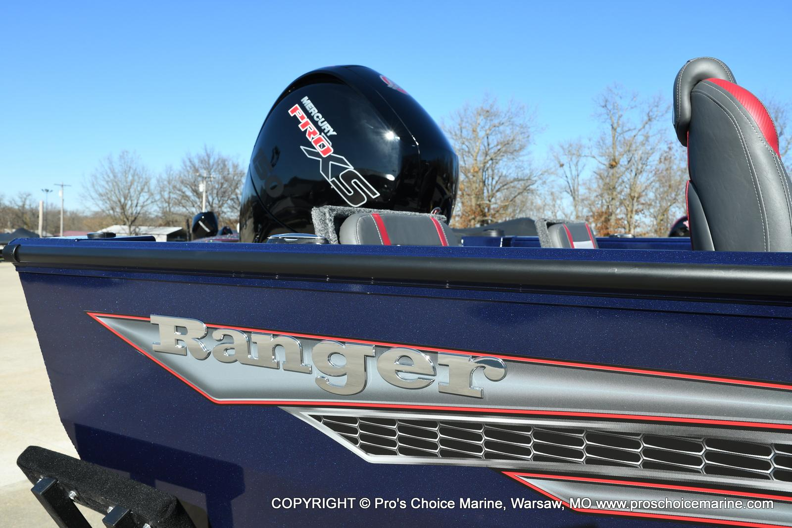 2021 Ranger Boats boat for sale, model of the boat is VS1882 w/150HP Mercury Pro-XS 4 Stroke & Image # 43 of 50