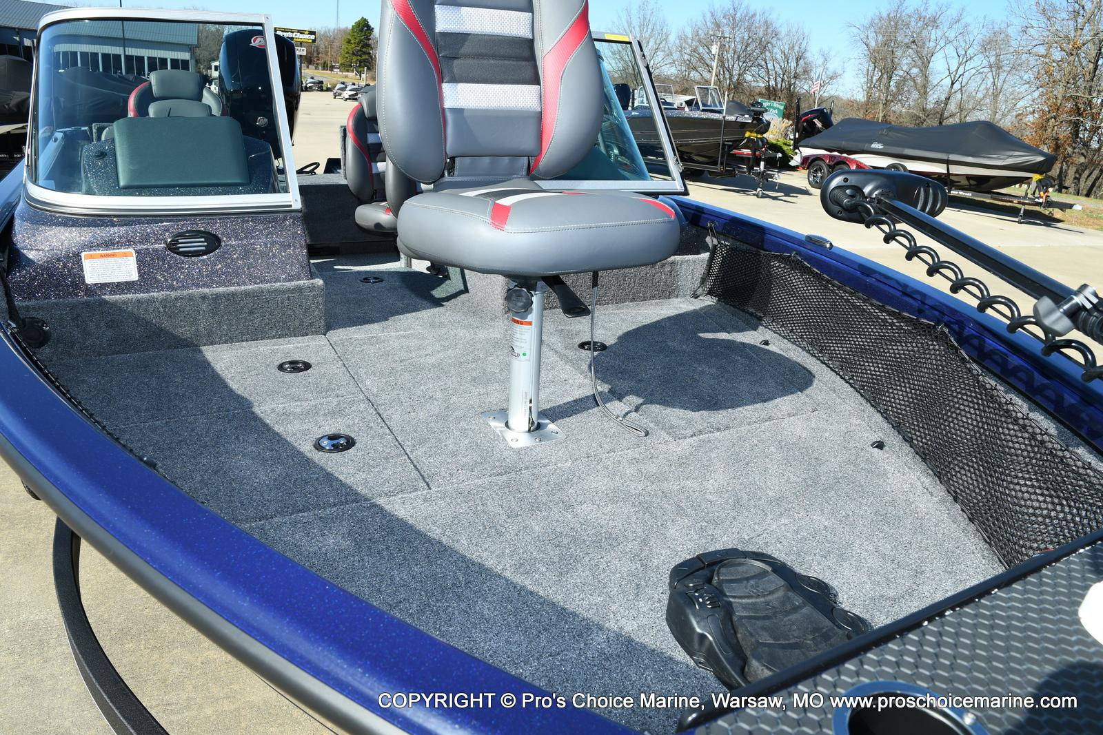 2021 Ranger Boats boat for sale, model of the boat is VS1882 w/150HP Mercury Pro-XS 4 Stroke & Image # 48 of 50