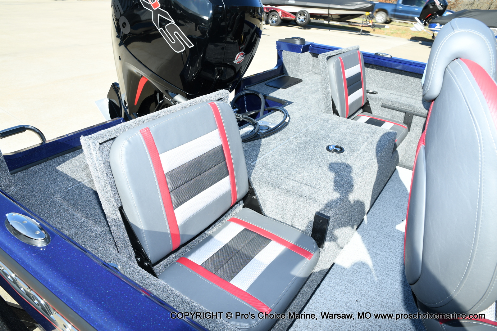2021 Ranger Boats boat for sale, model of the boat is VS1882 w/150HP Mercury Pro-XS 4 Stroke & Image # 49 of 50